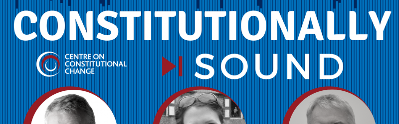 Constitutionally Sound logo
