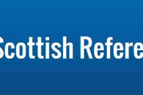 Scottish Referendum Survey