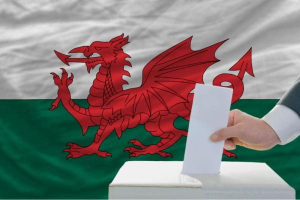 Voting in Wales