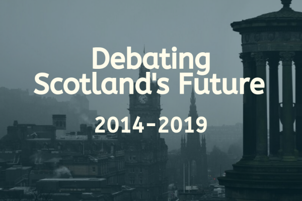 Debating Scotland's Future
