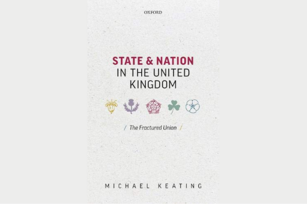 Cover of State and Nation in the United Kingdom